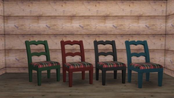 Alial Sim: Lom Dining furniture