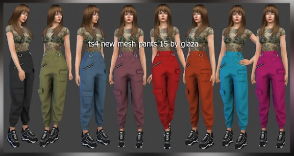 All by Glaza: Pants 15