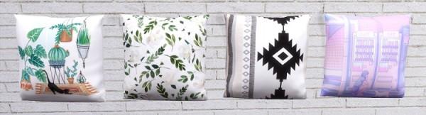 Descargas Sims: Sofa Cushions II