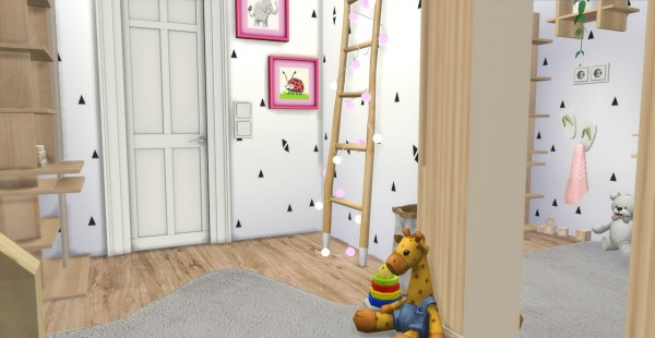 Models Sims 4: Toddler Girl   Beach House
