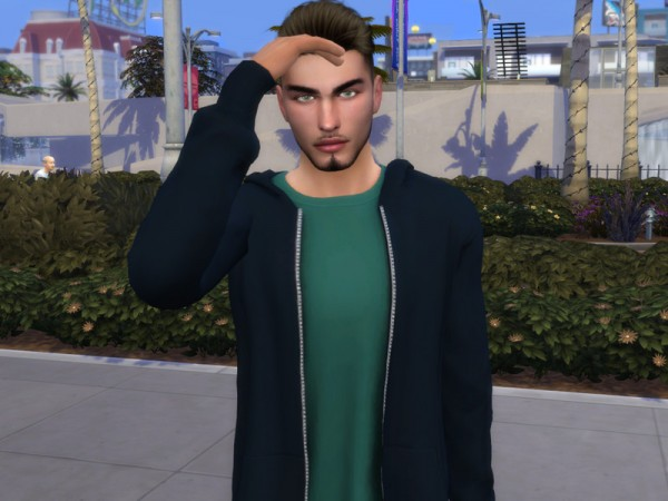 The Sims Resource: Mark Wilson by divaka45