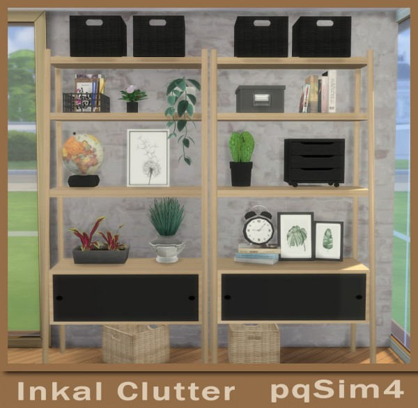 PQSims4: Inkal Clutter