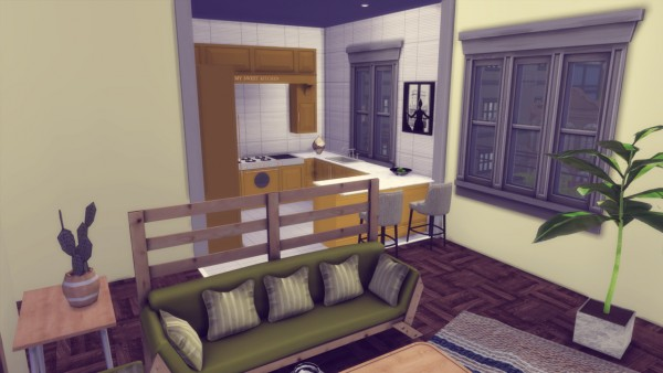 Simming With Mary: 17 Culpepper House