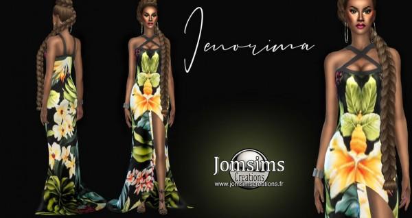 Jom Sims Creations: Lenorima dress