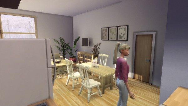Gravy Sims: Not Quite A Starter Home