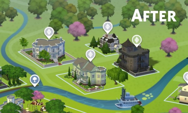 Mod The Sims: TheKixgs Pendula View Fixer by TheKixg