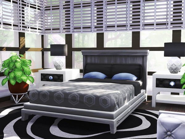 The Sims Resource: Contemporary Townhouse 2 by MychQQQ