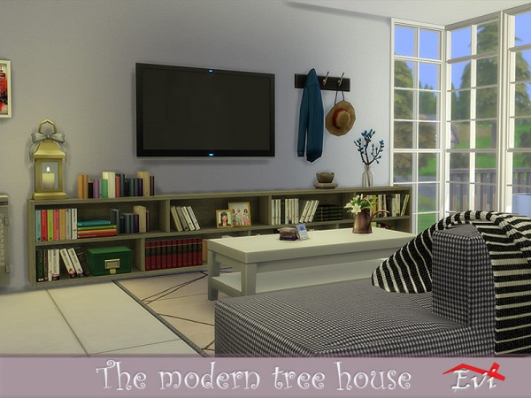 The Sims Resource: The tree house by evi