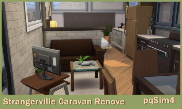 PQSims4: Strangerville Caravan Renove