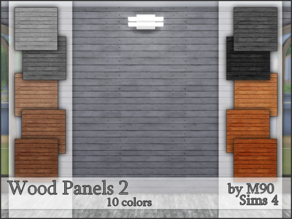 The Sims Resource: Wood Panels 2 by Mircia90