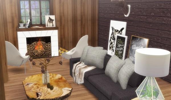 Descargas Sims: Cabin