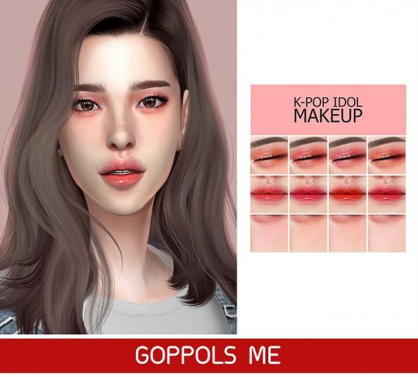 GOPPOLS Me: Kpop Idol Makeup