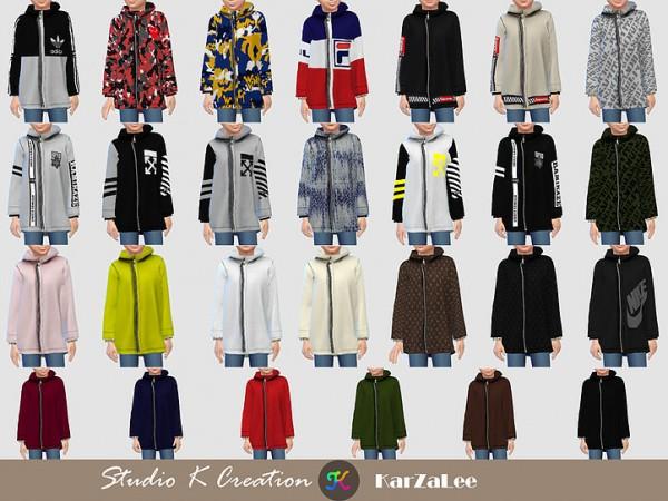 Studio K Creation: Hoodie coat for child