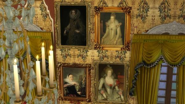 Regal Sims: 17th Century Paintings