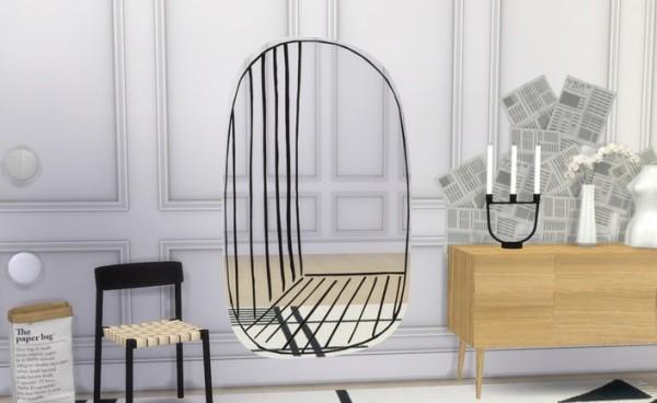 Meinkatz Creations: New Perspective Mirror