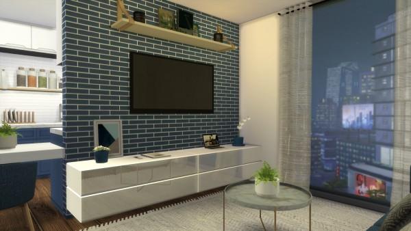 Dinha Gamer: Studio Apartment