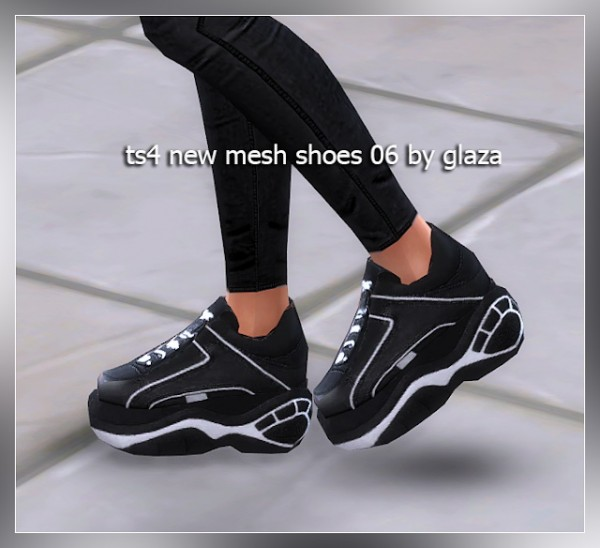 All by Glaza: Shoes 06