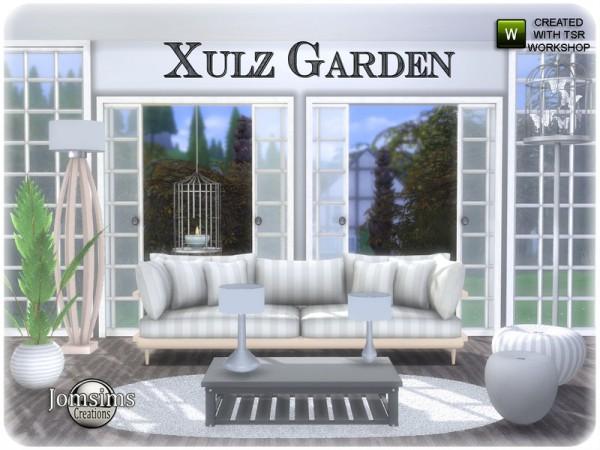 The Sims Resource: Xulz Garden by jomsims