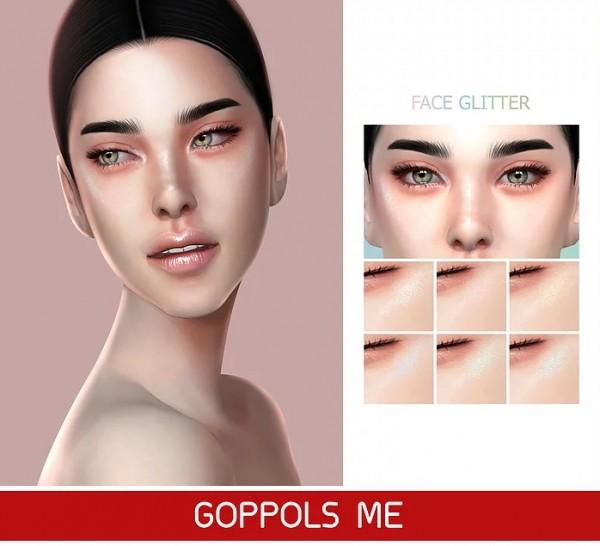 GOPPOLS Me: Face Glitter