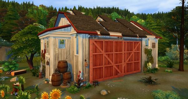 Simsontherope: Buried Secret House