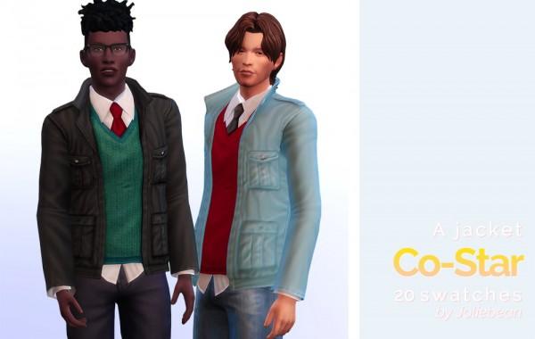 Joliebean: Co Star  jacket