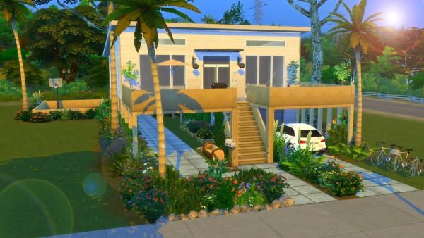 Models Sims 4: Beach House