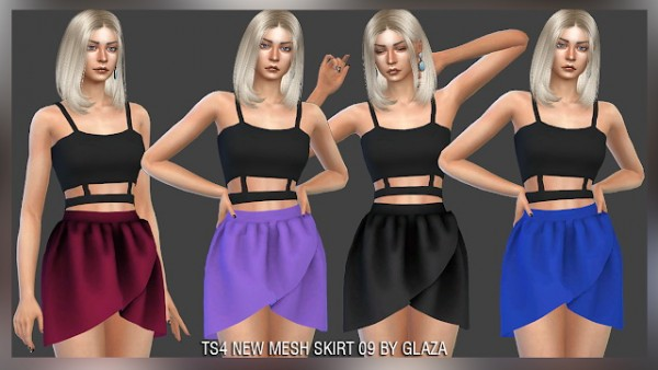 All by Glaza: Skirt 09