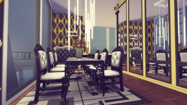 Simming With Mary: IX Landgraab Apartment