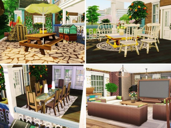 The Sims Resource: Family Cottageby MychQQQ