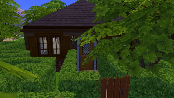 Mod The Sims: Ms. Crumplebottoms Hideaway by Seraphyna Lux