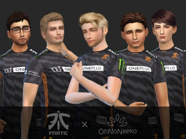 Ohnoneeko: The Fnatic top