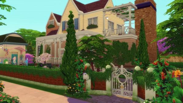 Studio Sims Creation: Ophelia House
