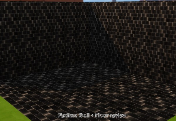 Mod The Sims: Ministry of Magic Tile set by JH by huso1995