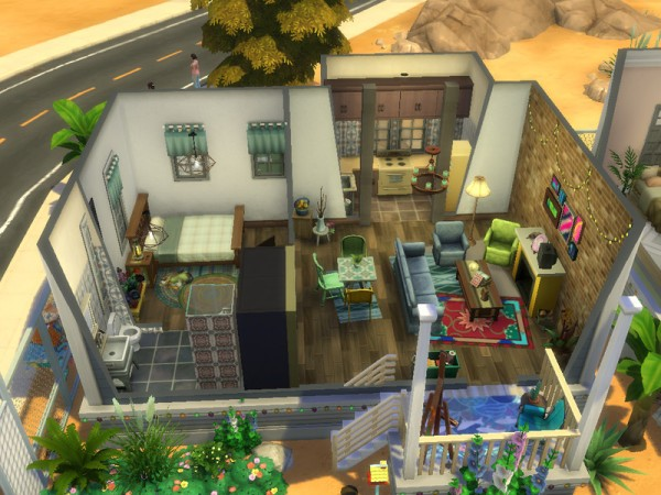 The Sims Resource: Trailer Park by Mini Simmer
