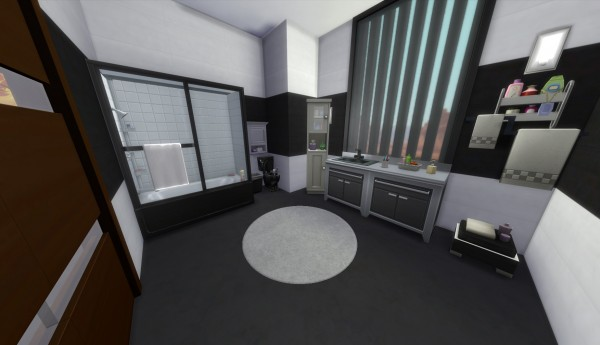 Mod The Sims: Cozy Container Home by NayNikole