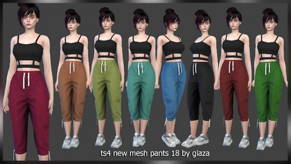 All by Glaza: Pants 18