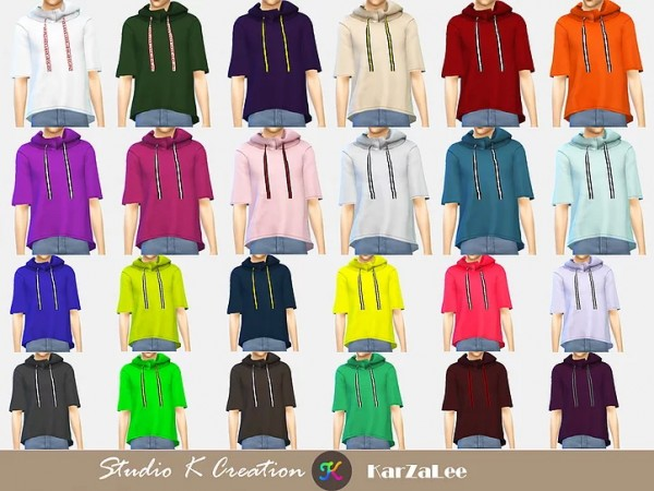 Studio K Creation: Hoodie Sweater