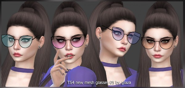 All by Glaza: Glasses 05