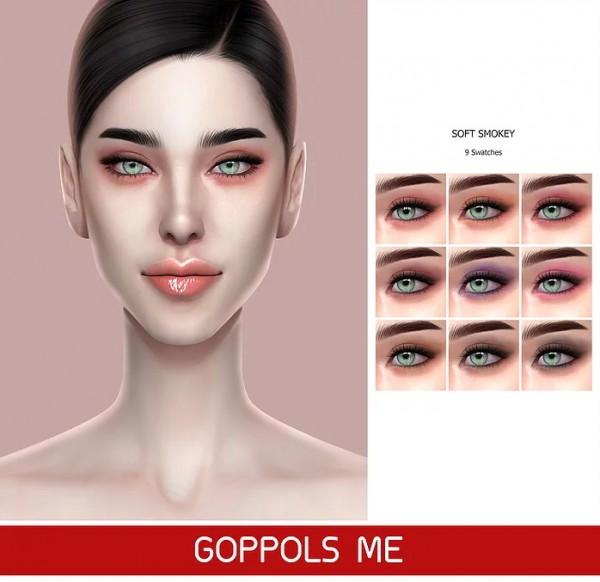 GOPPOLS Me: Soft Smokey