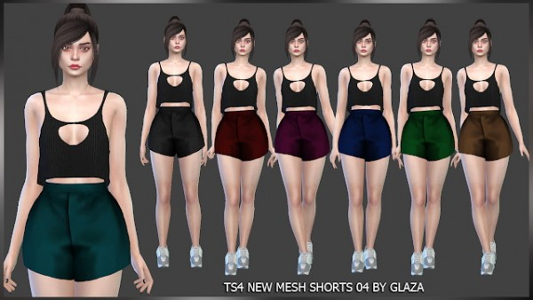 All by Glaza: Shorts 4