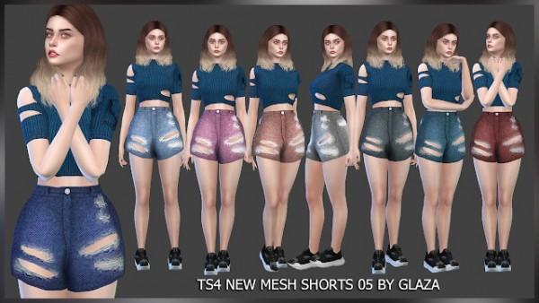 All by Glaza: Shorts 05