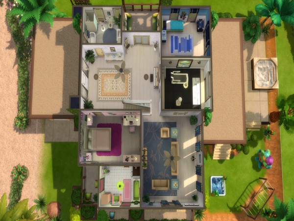 The Sims Resource: Reyes Avenue by LJaneP6