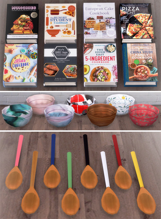 Descargas Sims: Kitchen Set