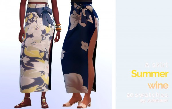 Joliebean: Summer Wine skirt