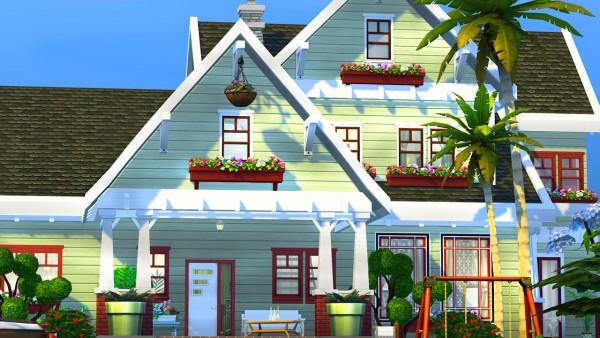 BereSims: Lemon House