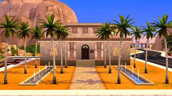 Ihelen Sims: Museum of Archeology by Rany Raydolff