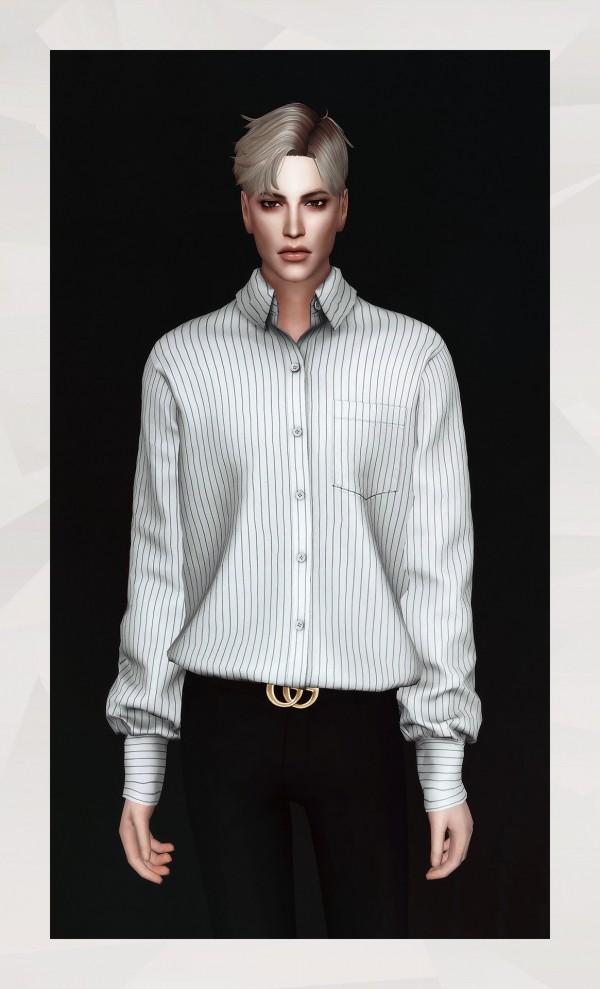 Gorilla: Wide Cuffs Shirt