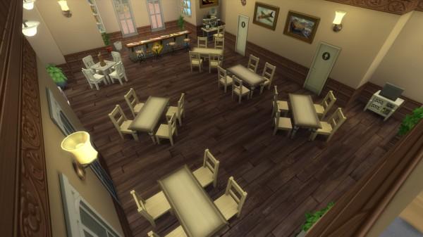 Mod The Sims: Strangerville renew 33   8 Bells bar by iSandor