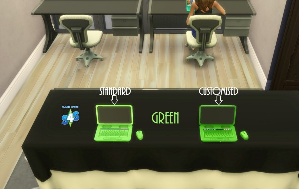 Mod The Sims: Portable Laptop by wendy35pearly