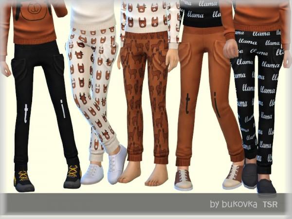 The Sims Resource: Pants Lama by bukovka